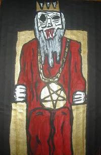 Duncan-Streeter Pentagrams King
